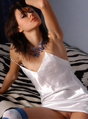 Gorgeous Brunette 02