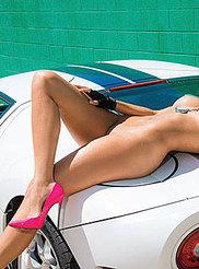 Playboy Alyssa Arce 08