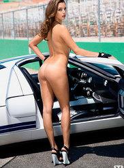 Playboy Alyssa Arce 17