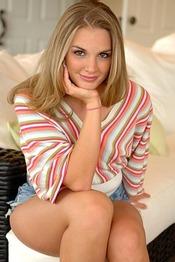 Gorgeous Teen Brianna