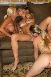 Amazing Threesome