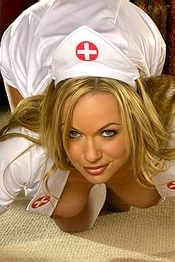 Naked Beauty Nurse