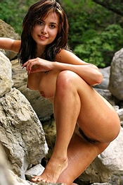 Hot Natural Beauty