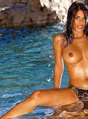 Naked janine habeck Janine Habeck