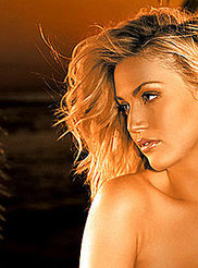 Willa Ford  nackt