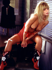 Playboy errico donna d 'Baywatch' Star