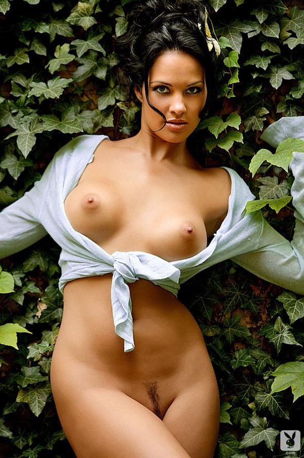 Tiffany Fallon  nackt